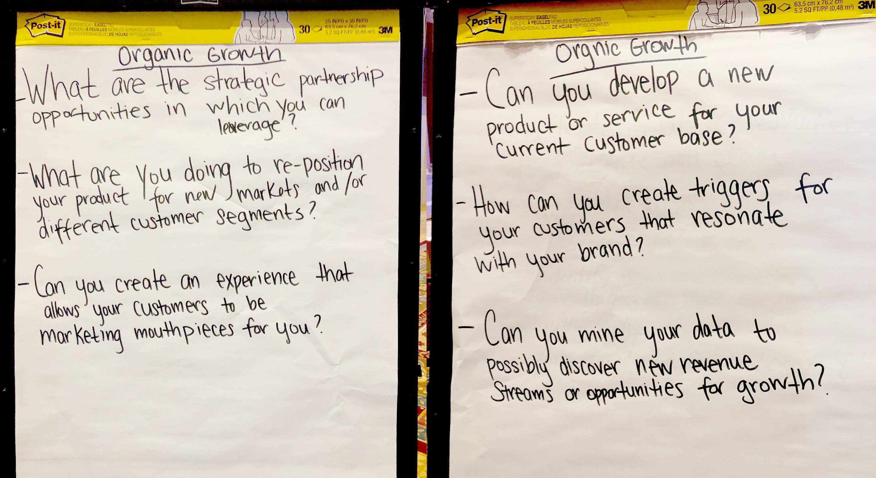 Organic-Growth-Ideas