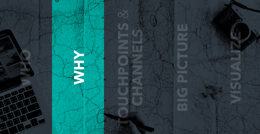 The Why of Customer Journey Mapping