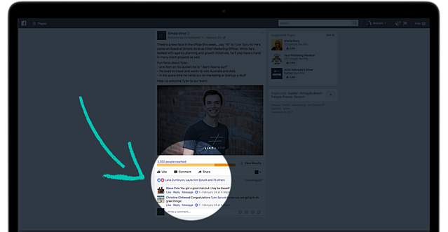 A Trick to Get More Facebook Page Likes without Spending
