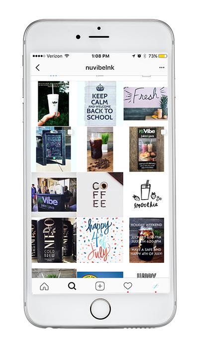 Instagram Themes: Orientation
