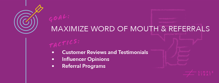 Marketing-Tactics_Maximize-Word-of-Mouth-Referrals
