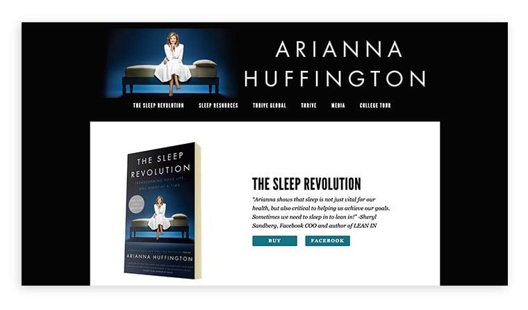 Arianna-Huffington