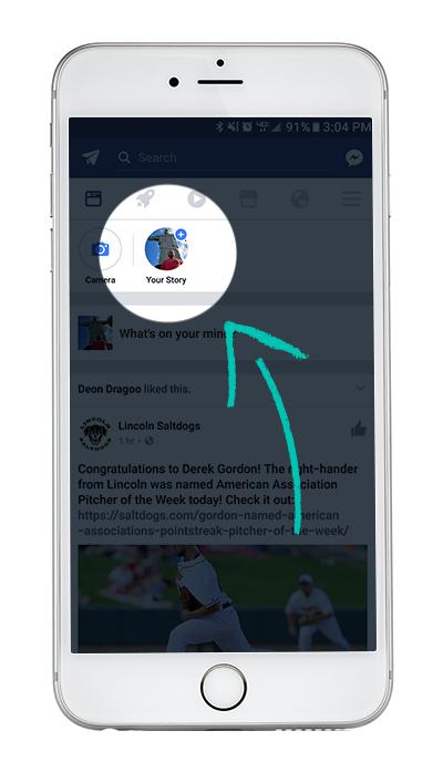 Facebook-Story-Location