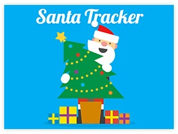 Marketing collateral: case study. Santa Tracker Case Study