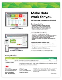 Marketing Collateral: Sell Sheet. 3M Sell Sheet, created by 3M, explaining singular product.
