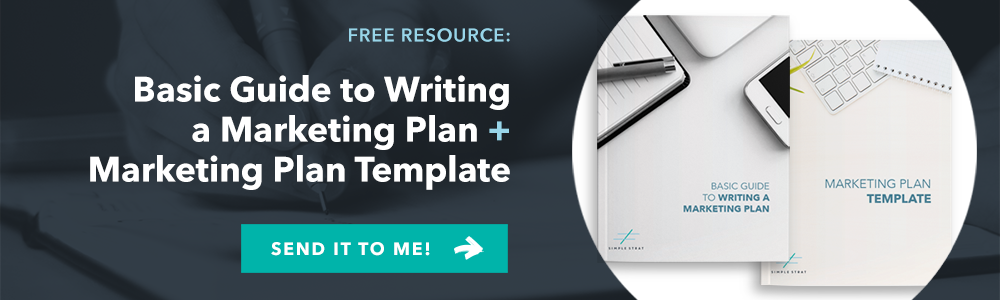 Basic Guide to Writing a Marketing Plan